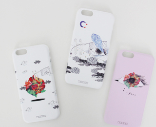 [MOZAC] iphone case (3type)