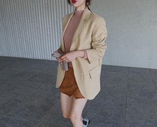 마엘라 핸드메이드 자켓 (3colors)