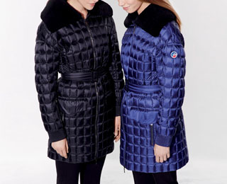[Fusalp] WOMAN JACKET CARENE