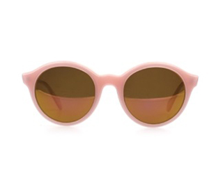 [Face fonts] CL-2008 pink sunglass